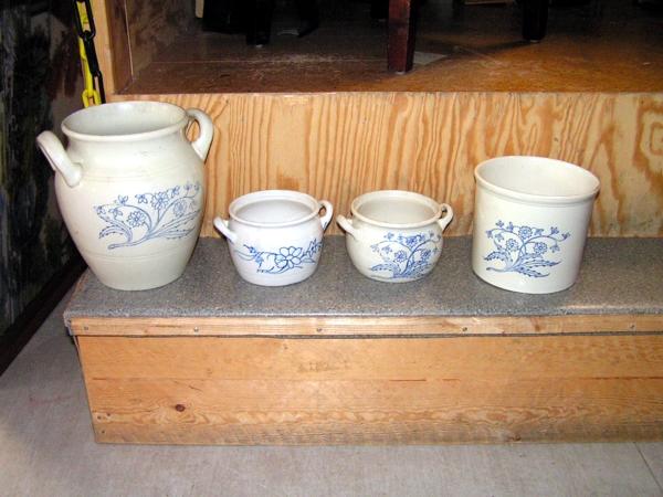 höganäs keramik krukor